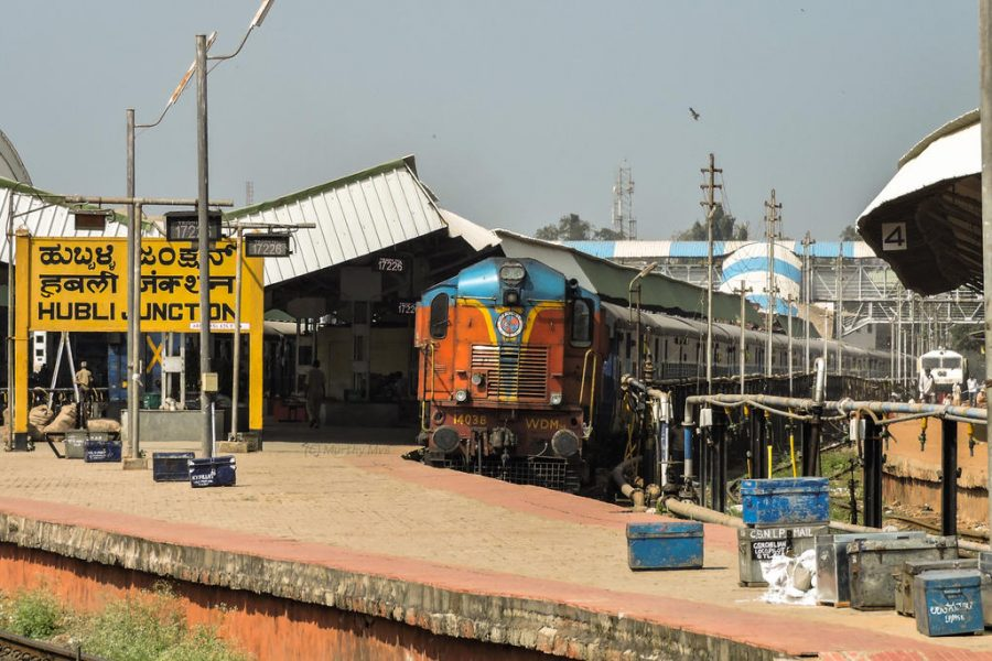 Headquarters of South WesternRailway (SWR)