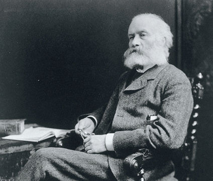 what is the relation of Sandford Fleming in Railway ?